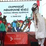 Masopust Olomouc 15.2.2020