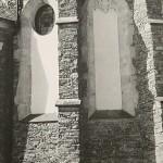 1970-89: Kostel - původní zdivo