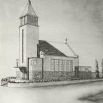 1933: Husův sbor