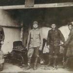 1916-17: Kovárna u Ponížilů