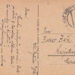 1921: Pohlednice - 000760a