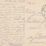 1931: Pohlednice - 001070a