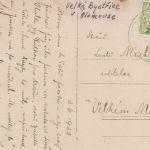 1922: Pohlednice - 001120a