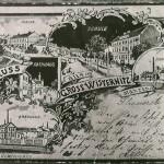 1902: Pohlednice