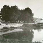 1940-49: zrušený rybník