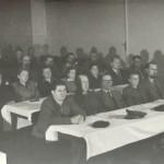 1950-59: Politická schůze