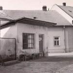 1970-79: autobus. zastávka - dnes zrušena