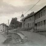 1950-59: Oprava zídky