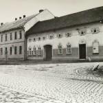 ?: u Týnecké - zbouráno - dnes DPS