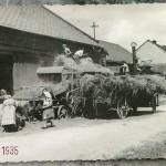 1935?: Grunt Procházkových - Proměny v čase