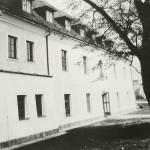 1990: Zámek po rekonstrukci