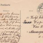 1908: Pohlednice - 000230a