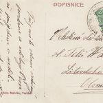 1911: Pohlednice - 000470a