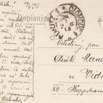 1915: Pohlednice - 000540a
