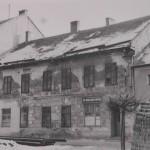 ?: Koželuhův dům, dnešní Hasička
