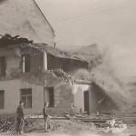 1959: Bourání Koželuhova domu - nyní Hasička