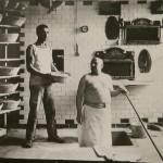 1930-39: Družstevní mlýn + pekárna