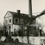 1965-69: Zámek - stav koncem 60. let