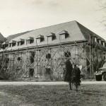 1980-89: Zámek - rekonstrukce